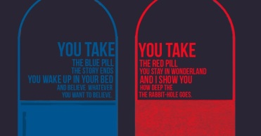 if you take the red pill